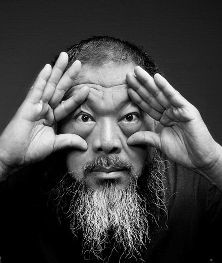 "Ai Weiwei: ""Art is only relevant, if it asks the most critical questions and expresses emotions with an innocent eye."""