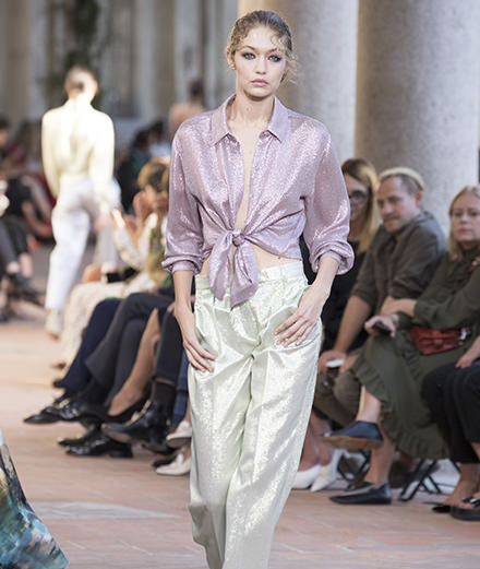 Alberta Ferretti spring-summer 2018 collection