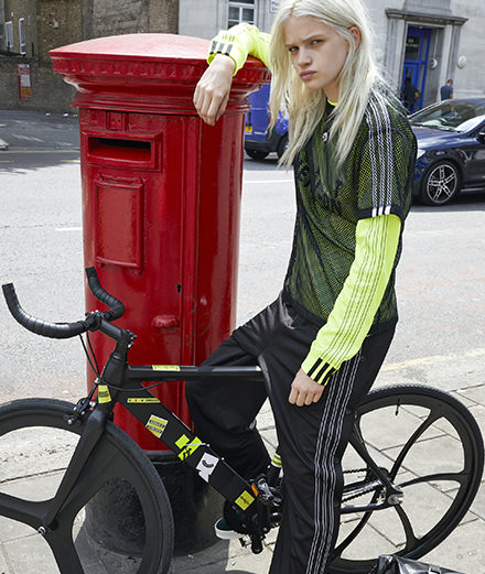 Les bikers de New York inspirent Alexander Wang pour Adidas