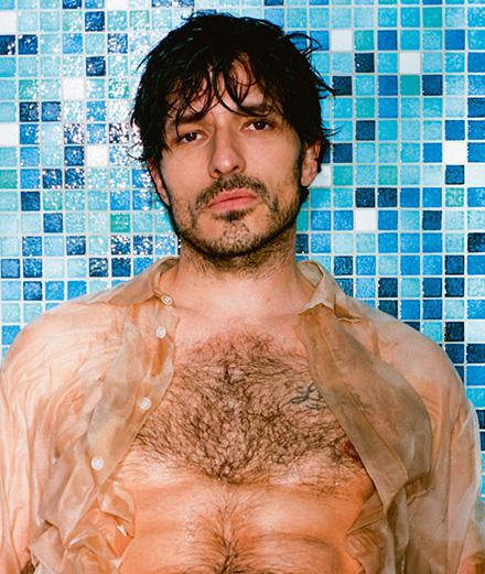 Andrés Velencoso par Pierre-Ange Carlotti pour Numéro Homme