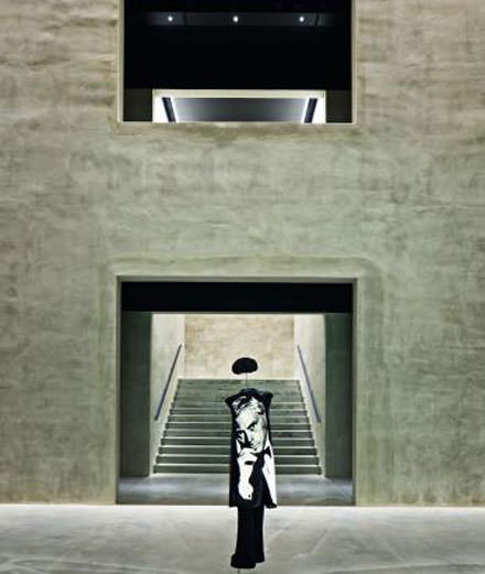 Dive into the universe of Armani/Silos, an exhibition space regrouping 40 years of designs by Giorgio Armani