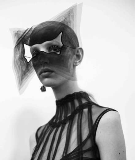 Backstage : le défilé couture Dior printemps-été 2018 vu par Mehdi Mendas