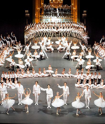 Le ballet du gala d'ouverture de l'Opéra de Paris en images