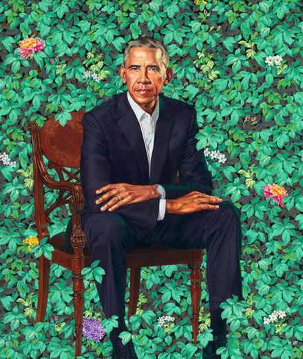 Qui sont Kehinde Wiley et Amy Sherald, les portraitistes du couple Obama?