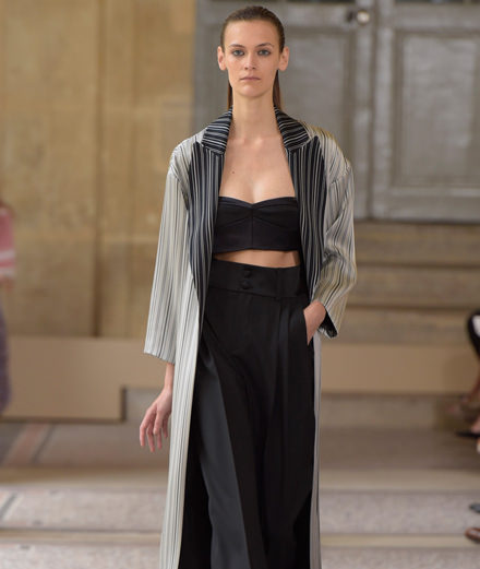 Bouchra Jarrar Couture show fall-winter 2016 collection