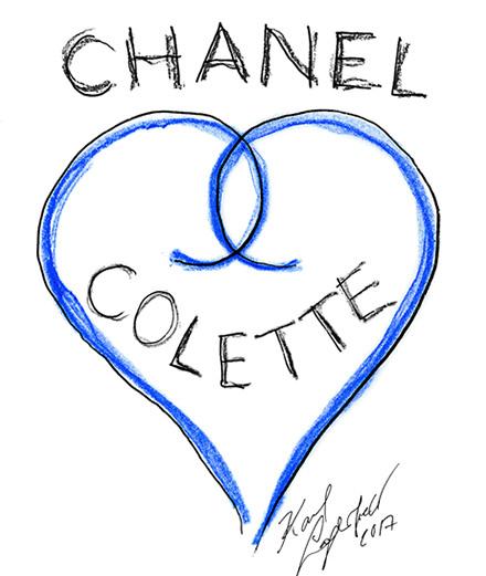 Que nous réserve Chanel pendant sa résidence chez Colette?