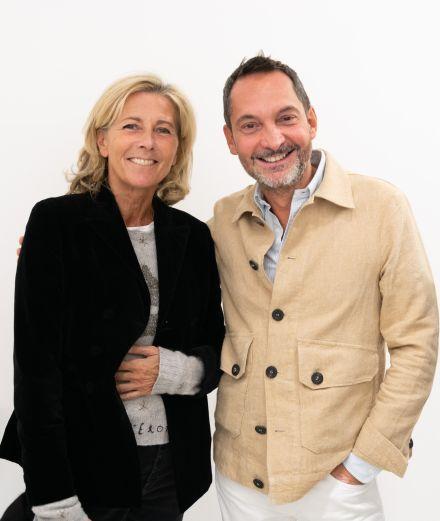 Le vernissage de l'exposition Francis Bacon au Centre Pompidou
