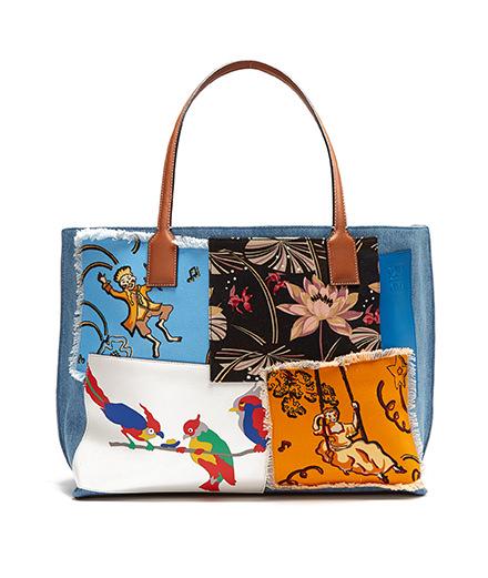 L'objet du jour : le sac Loewe x Paula's