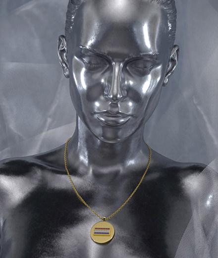 L'objet du jour : le collier Sarah Jane Wilde pour Thom Browne
