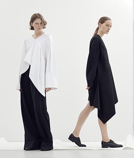 COS publie son premier ouvrage, Creating with Shapes, consacré au design de mode