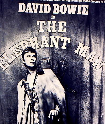 Quand David Bowie jouait Elephant Man