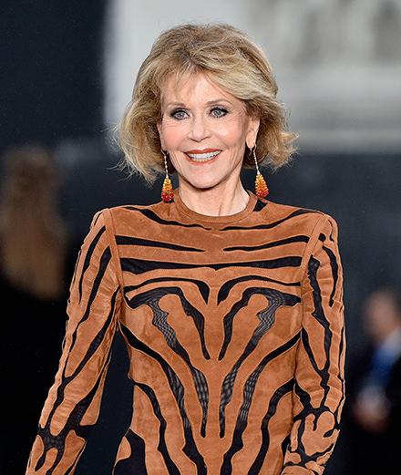 Jane Fonda et Helen Mirren, stars du premier défilé L'Oréal Paris