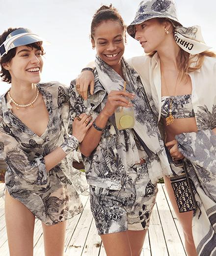 Dior met le cap sur l'Italie avec sa nouvelle collection capsule