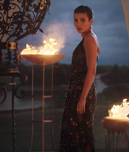 The director of The Get Down does the H&M x Erdem campaign