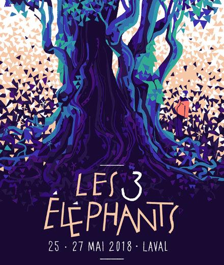 Juliette Armanet, Rone, Roméo Elvis, Vitalic… Ils seront à l'affiche du festival les 3 éléphants 2018
