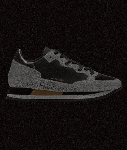 "L'objet fétiche : la sneaker ""Bright"" de Philippe Model"