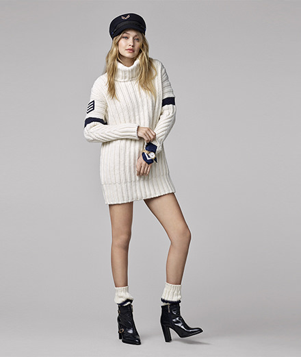 Tommy x Gigi : la collection de Gigi Hadid pour Tommy Hilfiger