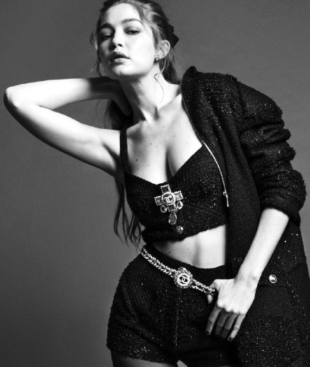 Portfolio : les mannequins Chanel par Inez & Vinoodh