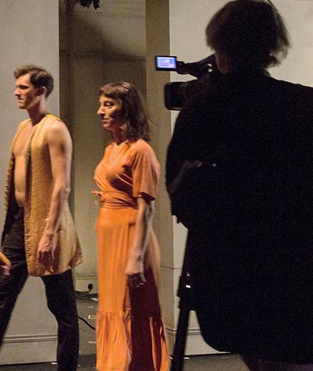 Le théâtre de l'ère 2.0, de Virginia Woolf à Michel Houellebecq