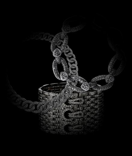 Cartier, Boucheron and Van Cleef & Arpels, chained jewelry