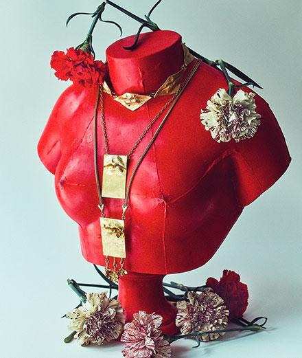 Où acheter les bijoux baroques de Samuel François?