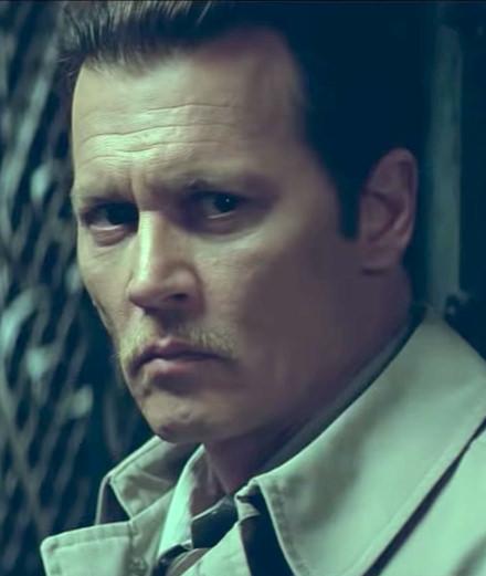 """2pac et Notorious B.I.G… Johnny Depp enquête sur leur mort dans """"City of lies"""""""