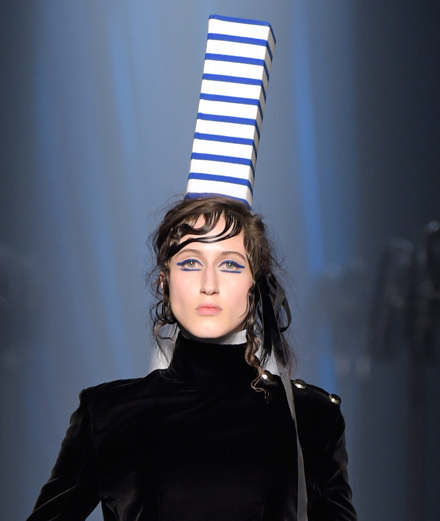 Jean Paul Gaultier couture show fall-winter 2015/1016