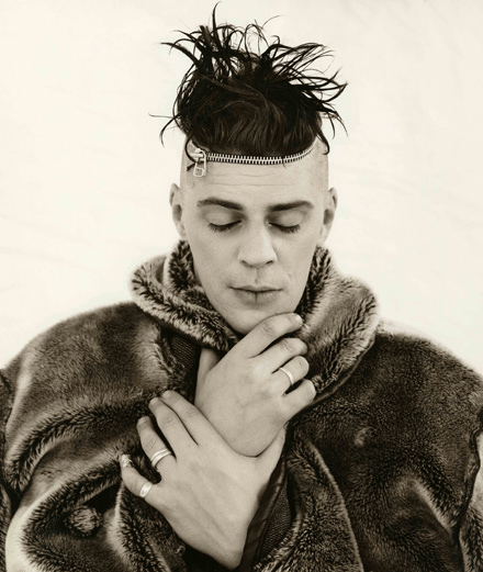 Hommage à Judy Blame, immense créateur du Londres post-punk
