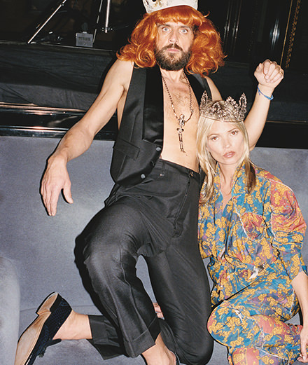 The madness of Vivienne Westwood as seen by Juergen Teller in 258 pages