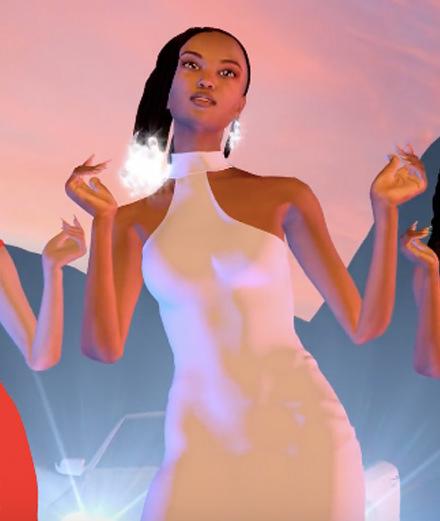 Dans son nouveau clip, Kelela s'infiltre chez les Sims
