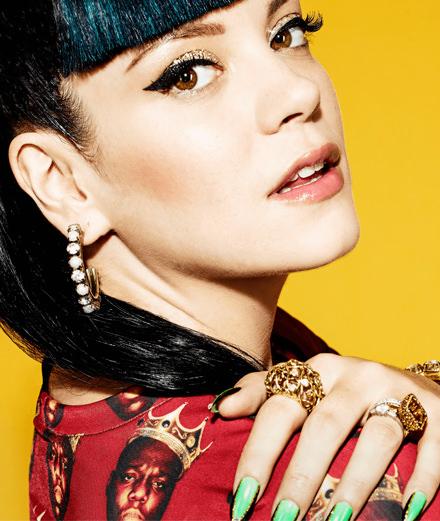 Le nouveau clip entêtant de Lily Allen avec le rappeur Giggs