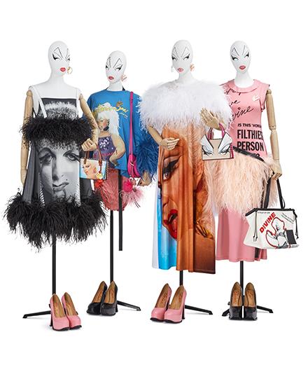 L'hommage de Loewe à Divine, iconique drag-queen