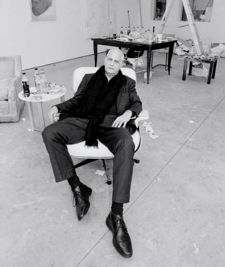 En images : l'exposition de Luc Tuymans au Palazzo Grassi