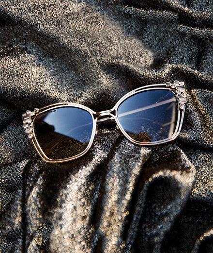 L'objet du jour : les lunettes d'Atelier Swarovski