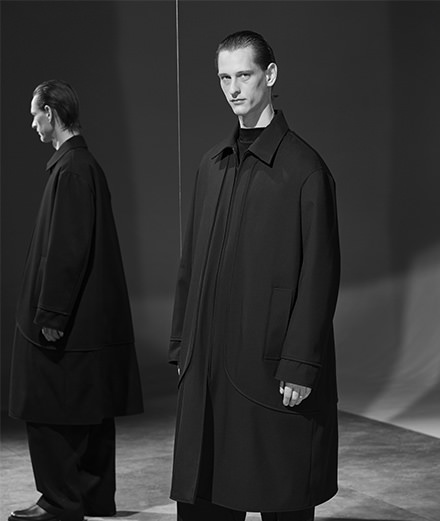 The rebirth of Mackintosh, or how the specialist waterproof garment became the height of cool…