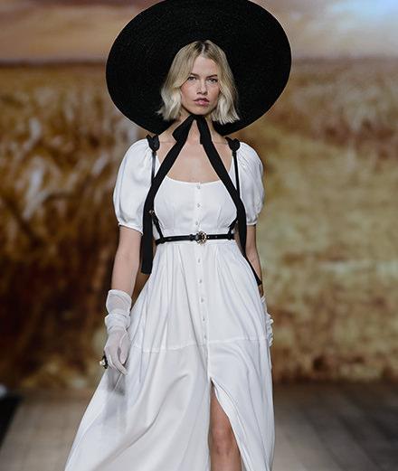 Elisabetta Franchi spring-summer 2018 collection