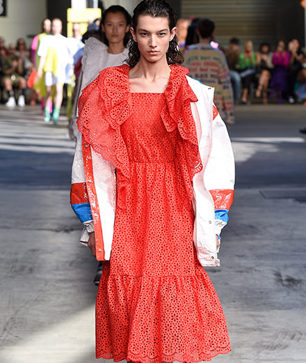 MSGM spring-summer 2018 collection
