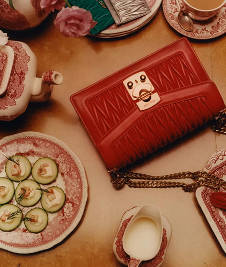 L'objet du jour : le sac Miu Confidential de Miu Miu