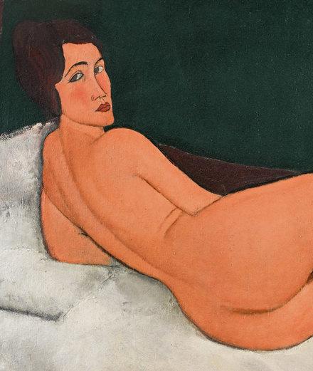 Nouveau record pour une œuvre de Modigliani