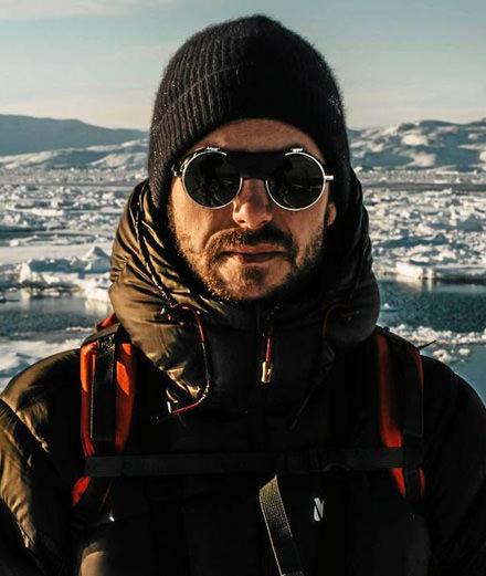 Techno, tempête et Groenland… Rencontre avec Molecule, le voyageur du son
