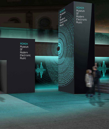 Le premier musée d'Europe de musique techno sera à Francfort