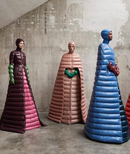 Moncler dévoile 8 collaborations avec les plus grands noms de la mode
