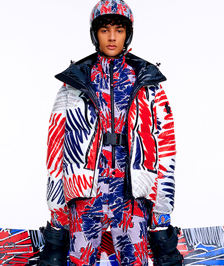 La collection 3 Moncler Grenoble