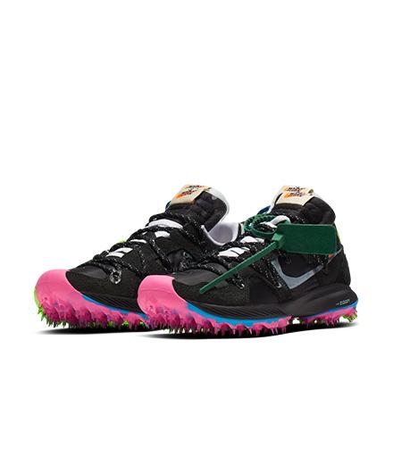 Nike dévoile enfin sa nouvelle collection avec Virgil Abloh