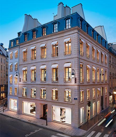 5 étages, 1500m2, 28 œuvres d'art... Chanel installe son nouveau temple rue Cambon