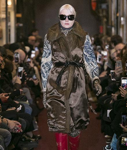Vetements fall-winter 2018-2019 fashion show