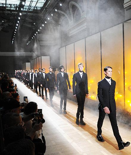 Le défilé Dior Homme automne-hiver 2018-2019