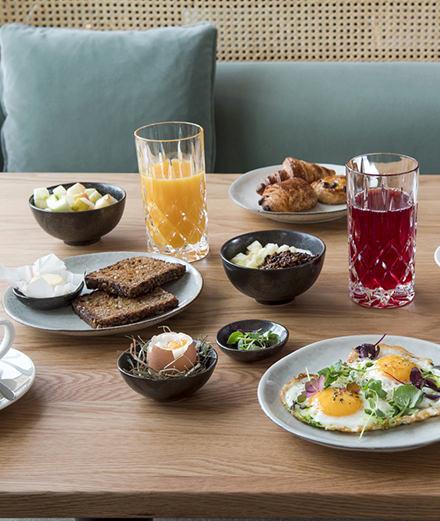 Découvrir la gastronomie danoise au brunch du Flora Danica