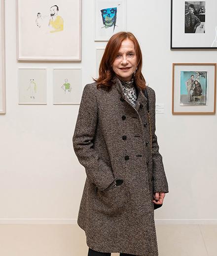 Agnès b. inaugure La Fab., son nouveau lieu d'art solidaire