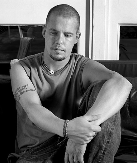 At Arles, Ann Ray plunges us into the intimate world of Alexander McQueen